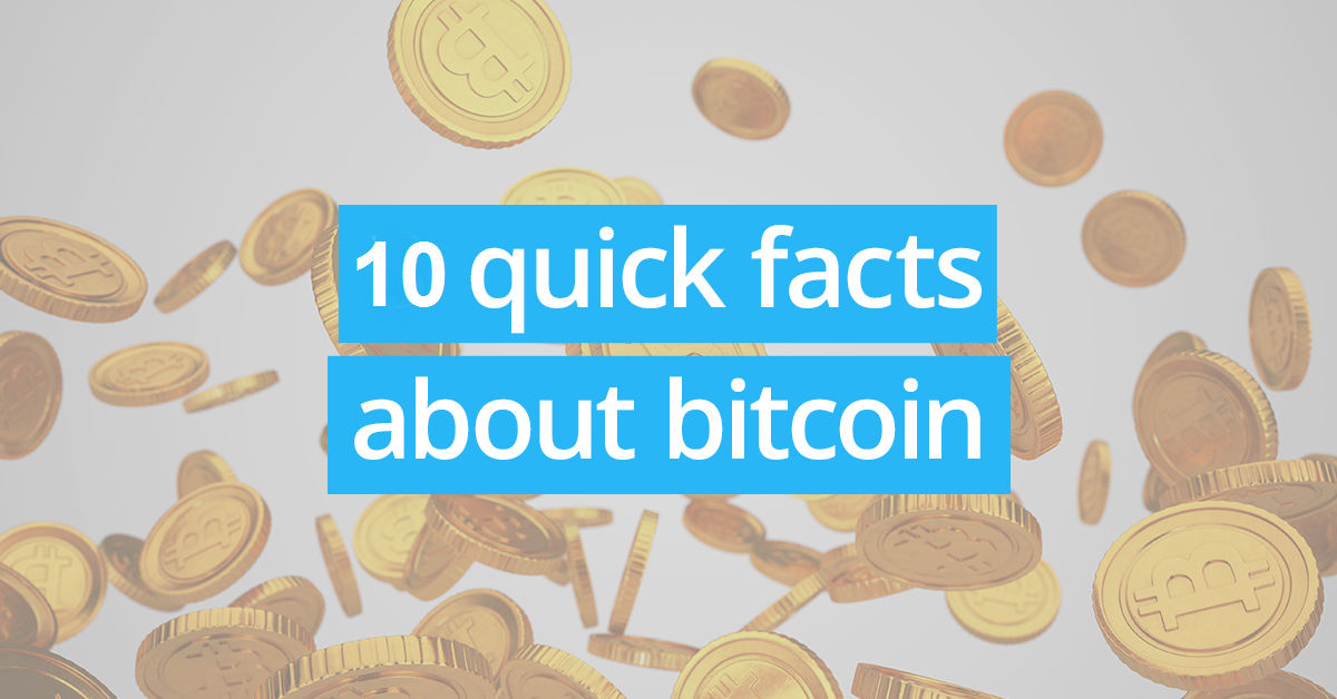 Bitcoin 10 Factos
