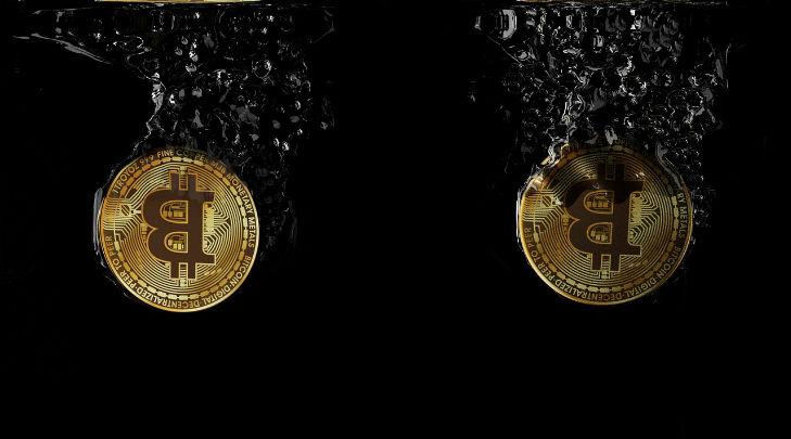 bitcoin lost