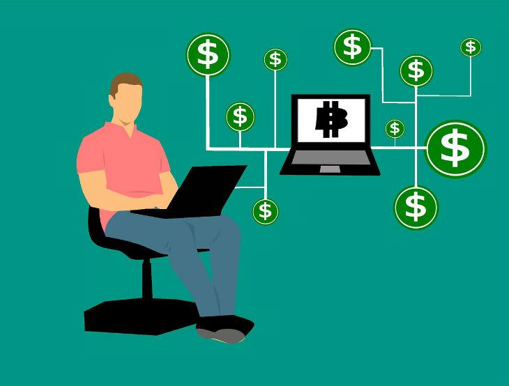 bitcoin vs blockchain